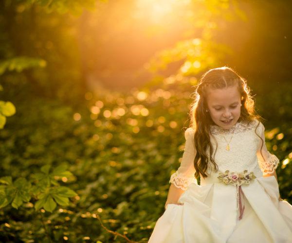 fotografo de comuniones, fotografia infantil, reportaje exteriores fotografia